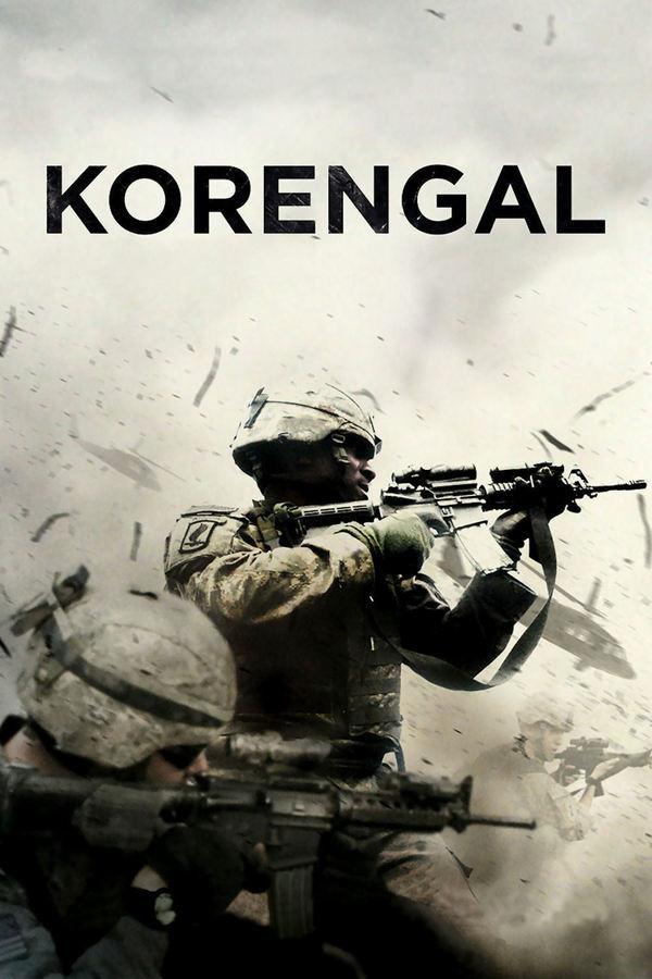 Korengal: Afgánská válka online