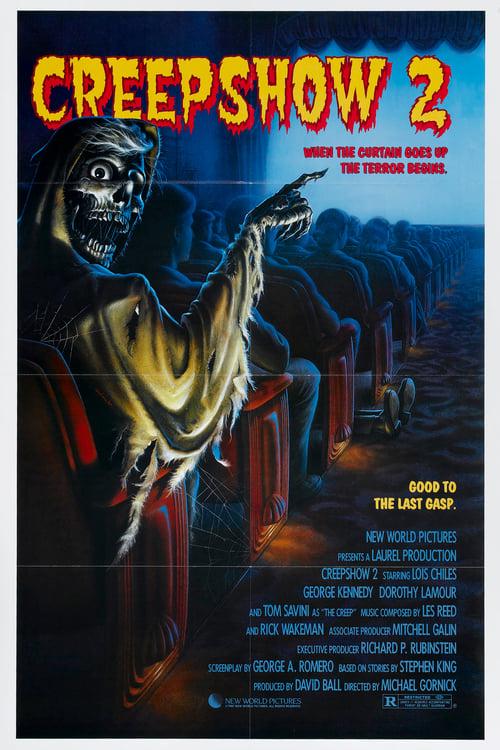 Creepshow 2: Plíživý děs online
