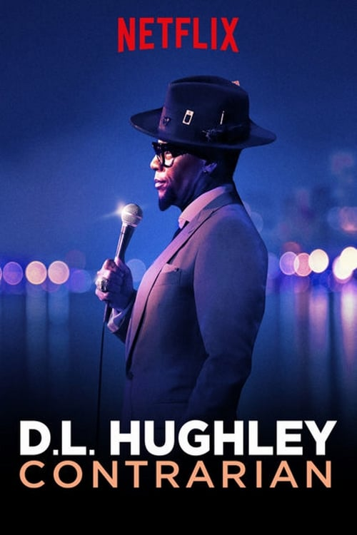 D.L. Hughley: Contrarian online