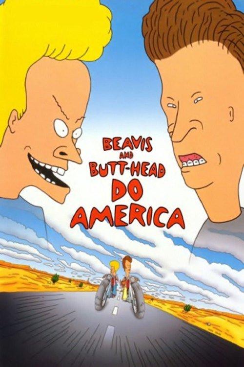 Beavis a Butt-Head dobývají Ameriku online