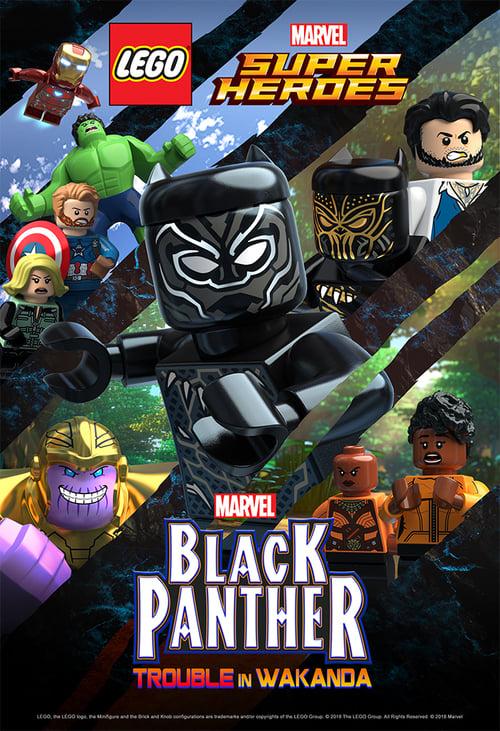 LEGO Marvel Super Heroes: Black Panther online