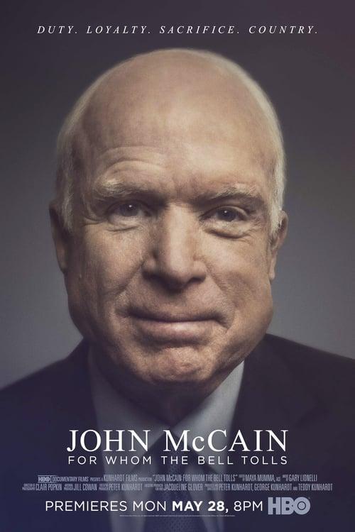 John McCain: Komu zvoní hrana online