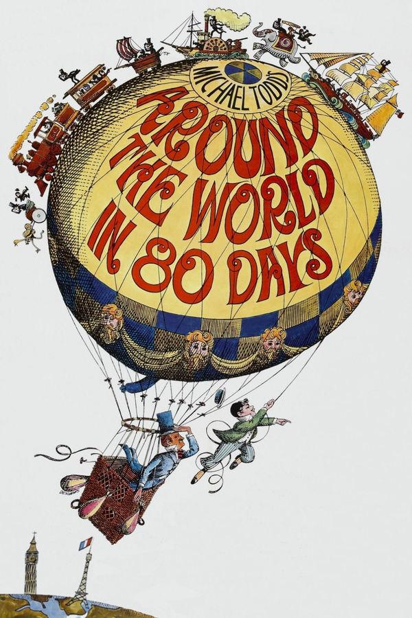 Cesta kolem světa za 80 dní online