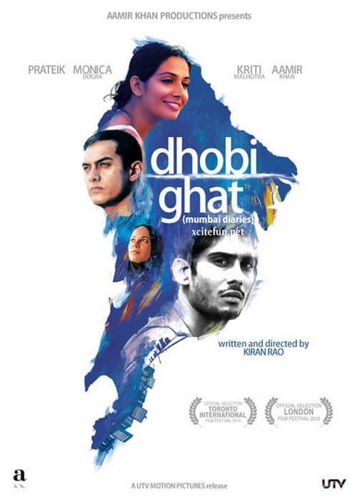 Dhobi Ghat (Mumbai Diaries) online