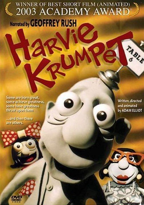 Harvie Krumpet online