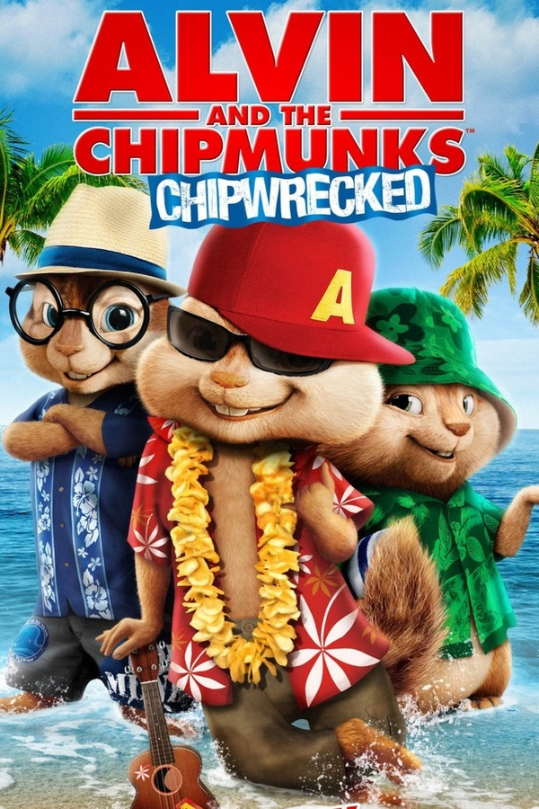 Alvin a Chipmunkové 3 online