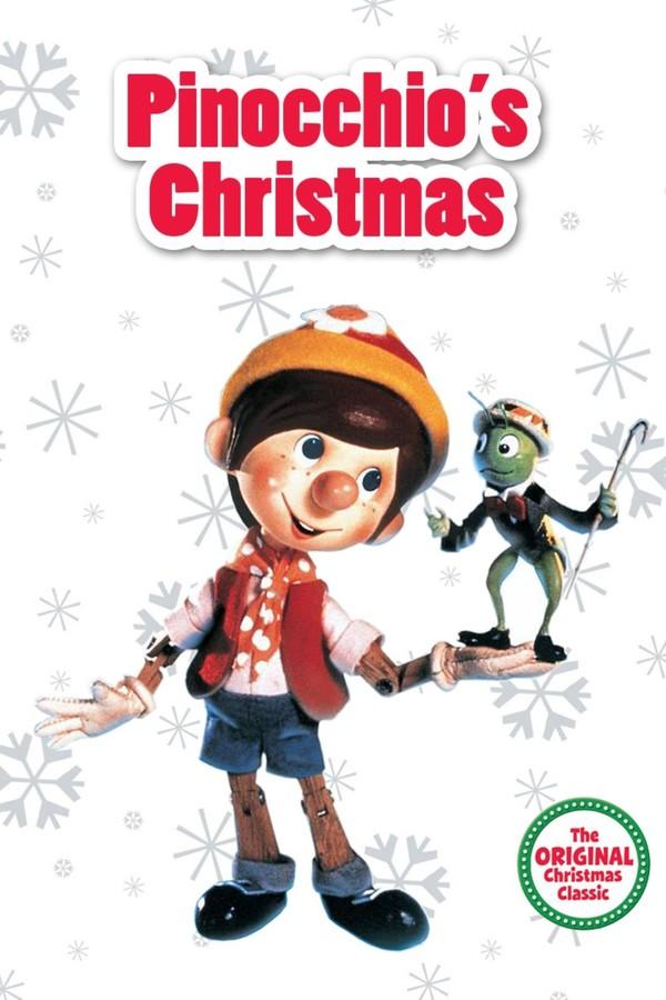 Pinocchio's Christmas online