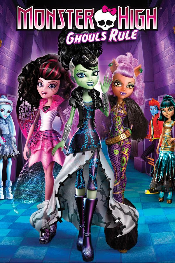 Monster High: Příšerky přicházejí online