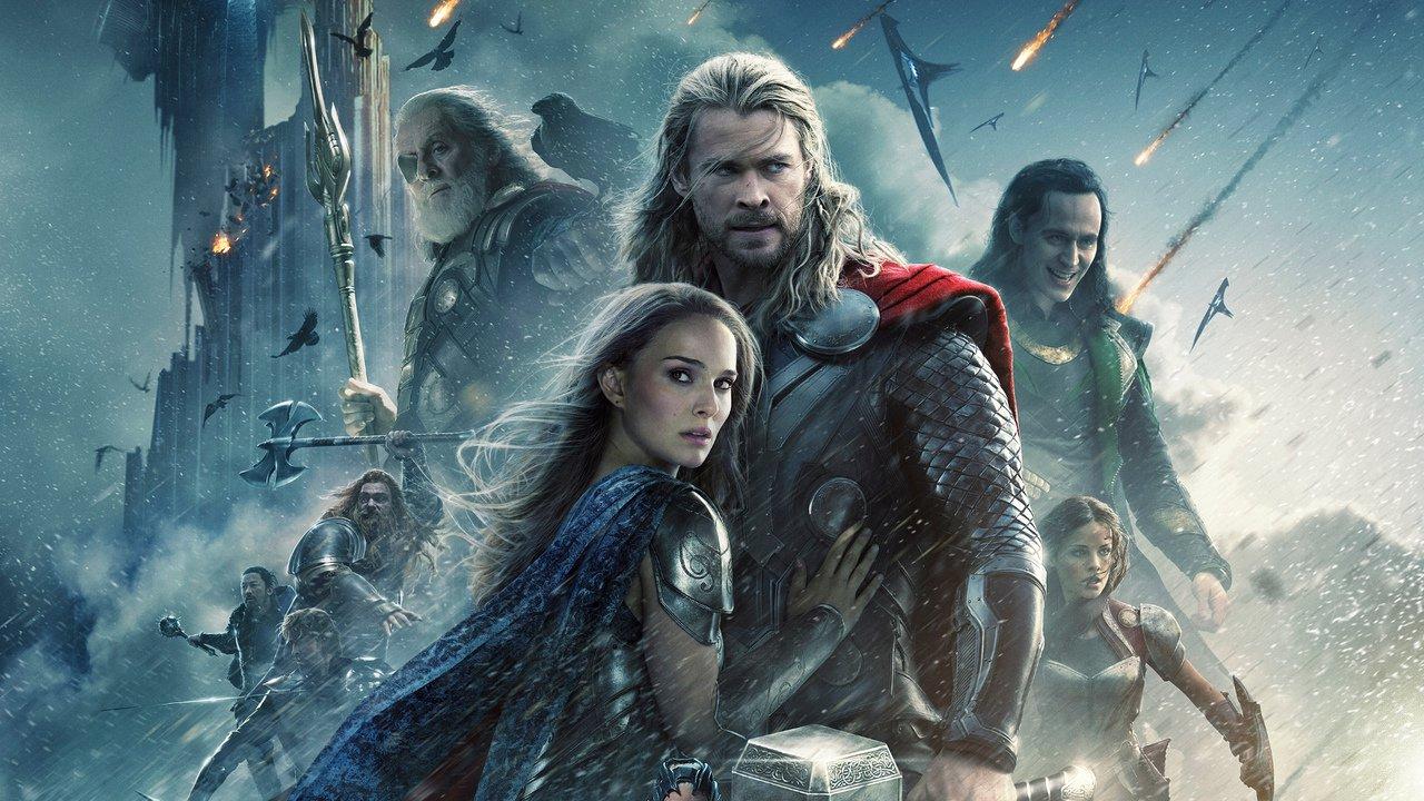 Thor: Temný svět online