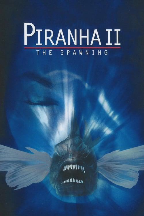Piraňa II - Létající zabijáci online