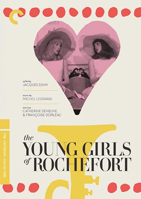 Slečinky z Rochefortu online