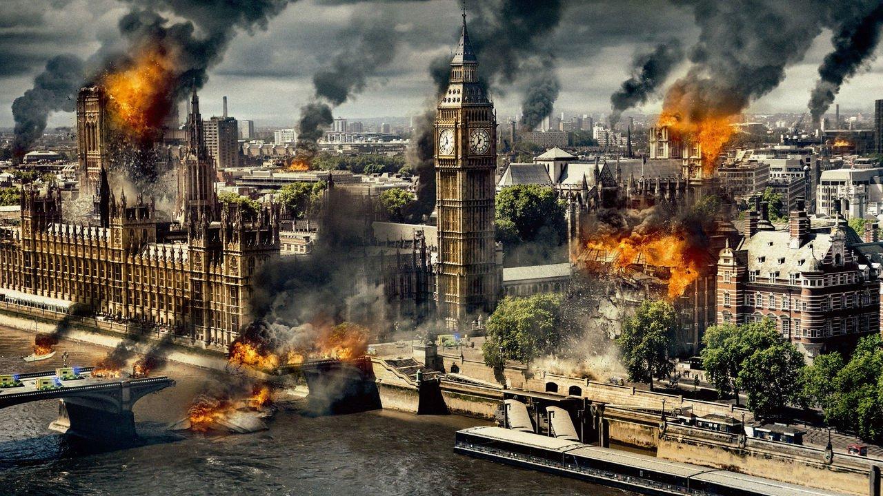 Pád Londýna online
