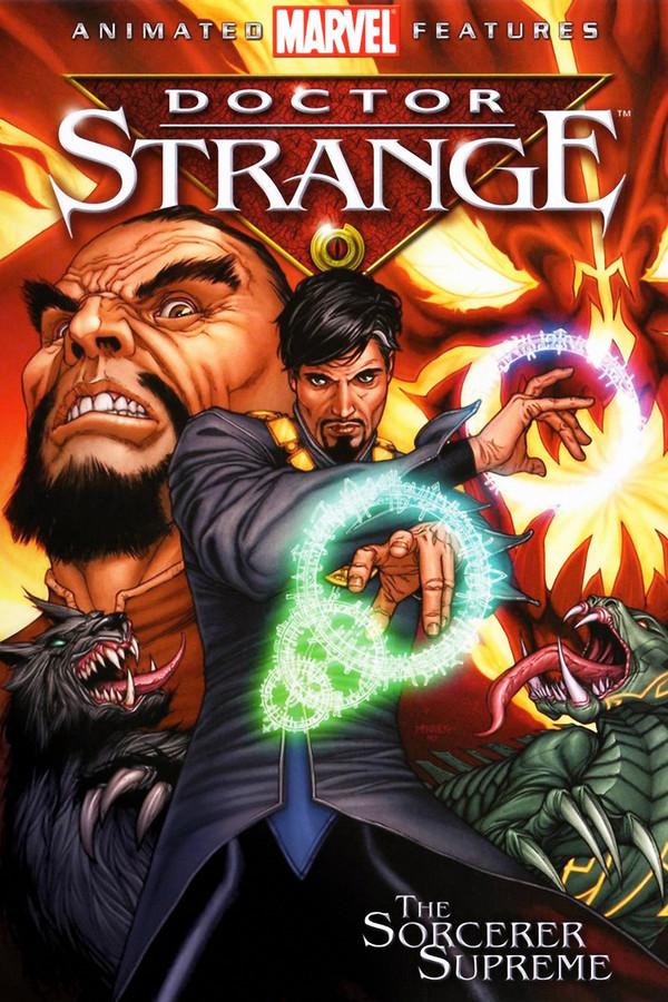 Doktor Strange online