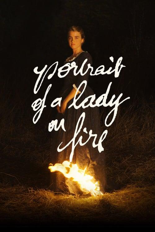 Portrét dívky v plamenech - Tržby a návštěvnost