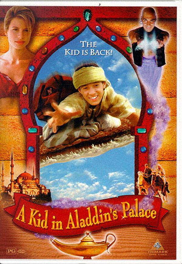 Calvin v Aladinově paláci online