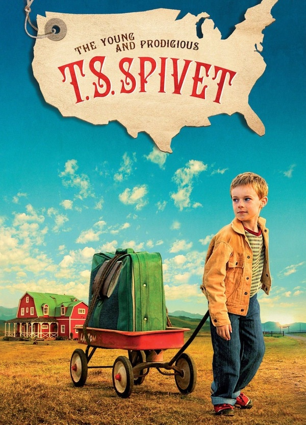 The Young and Prodigious T.S. Spivet online