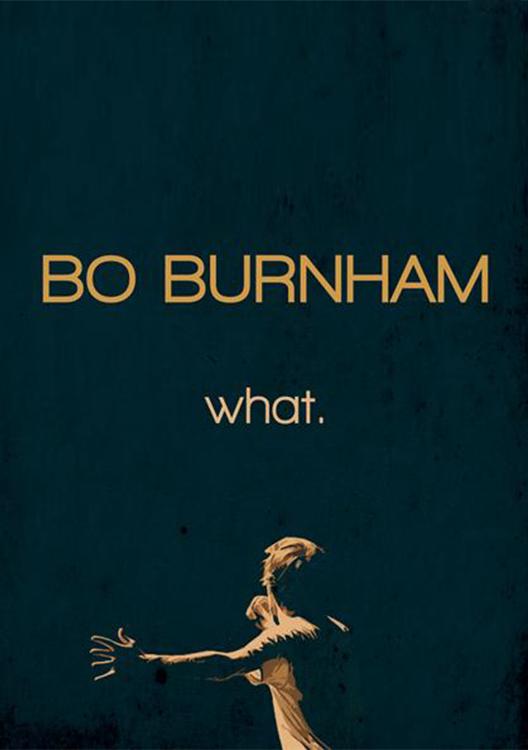 Bo Burnham: what. online