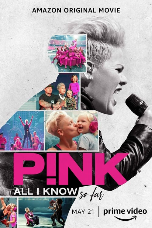 P!nk: All I Know So Far online