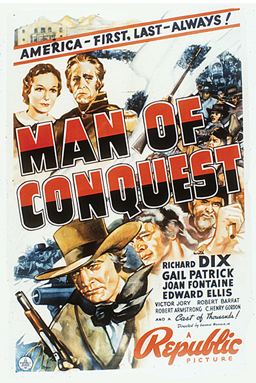Man of Conquest online