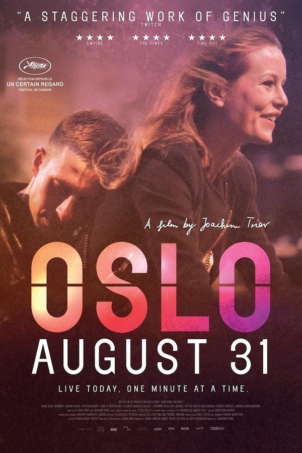 Oslo, August 31st online