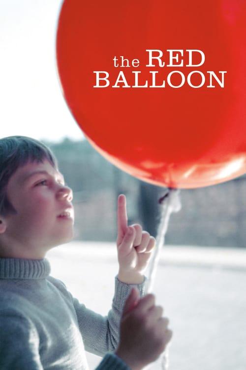 Červený balónek online