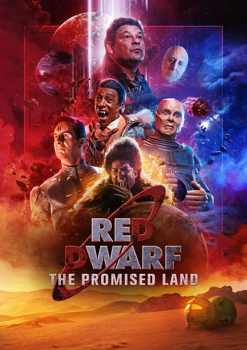 Red Dwarf: The Promised Land online
