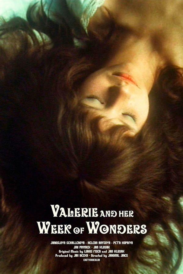 Valerie a týden divů online