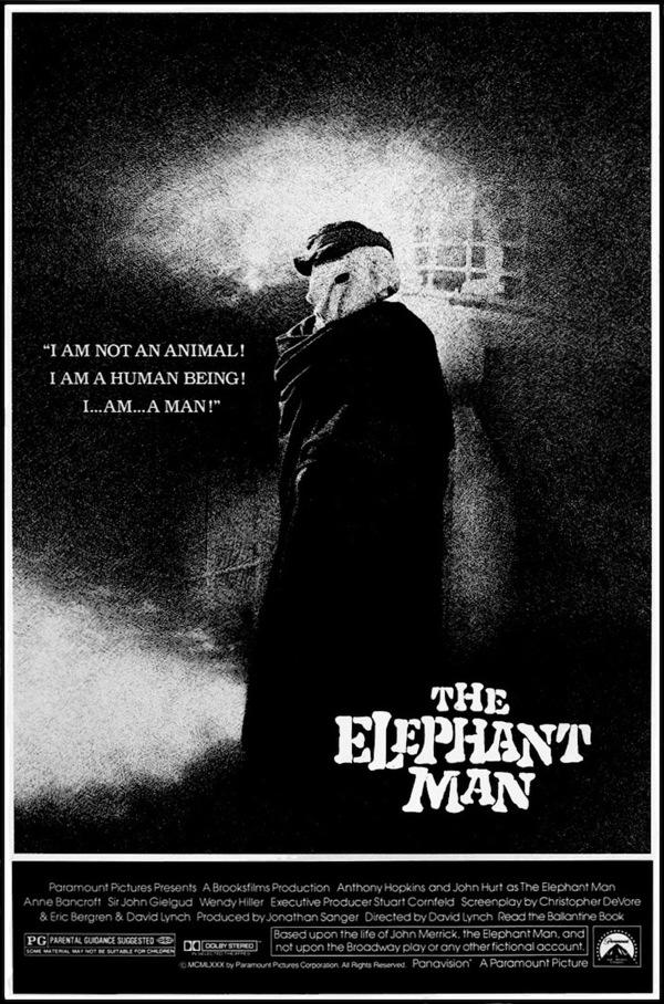 Sloní muž online
