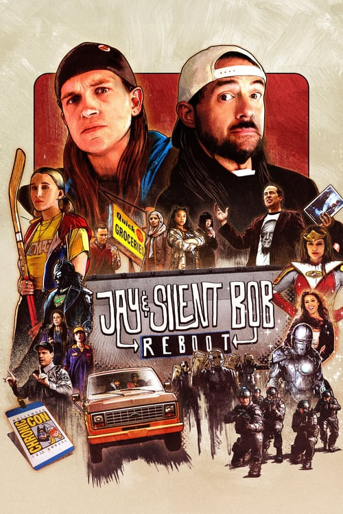 Jay and Silent Bob Reboot online