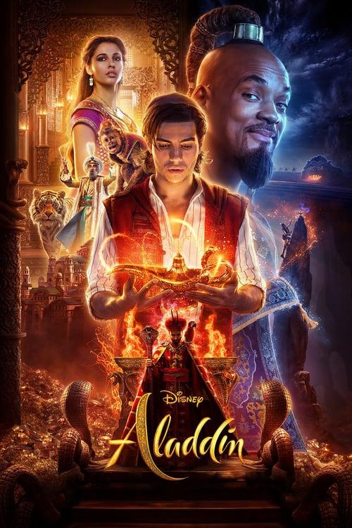 Aladin - Tržby a návštěvnost