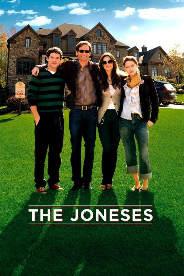 Jonesovi online