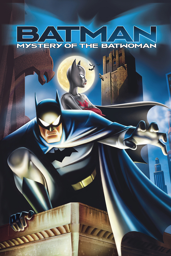 Batman: Záhada Batwoman