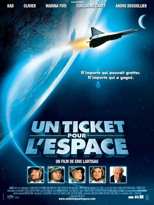 A Ticket to Space online
