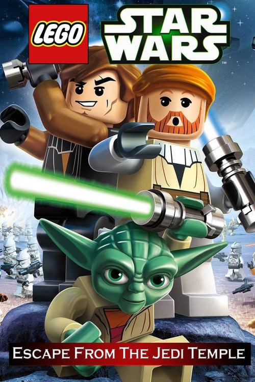 Star Wars: Nové příběhy z Yodovy kroniky - Útěk z chrámu Jediů online