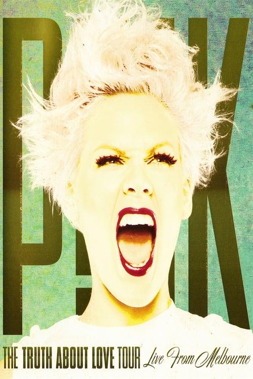 P!nk Live v Melbourne online