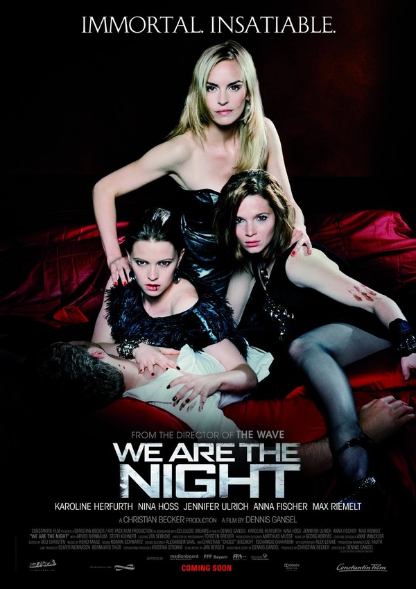 We Are the Night online