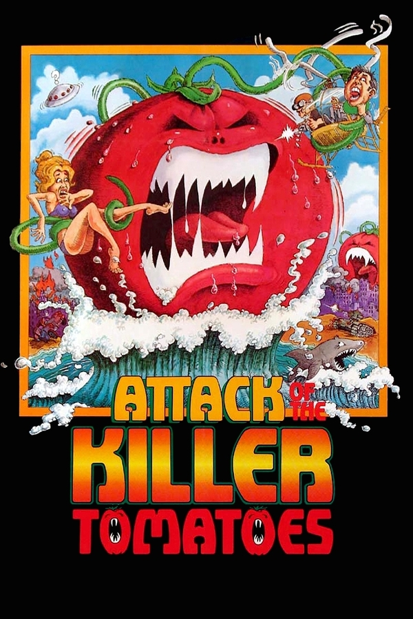 Attack of the Killer Tomatoes  online