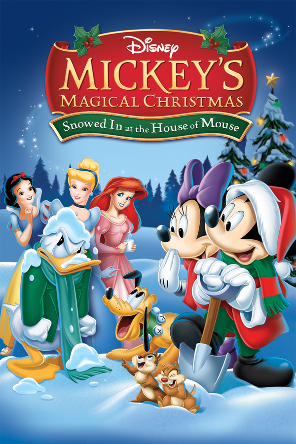 Mickeys Magical Christmas: Snowed In At the House of Mouse online