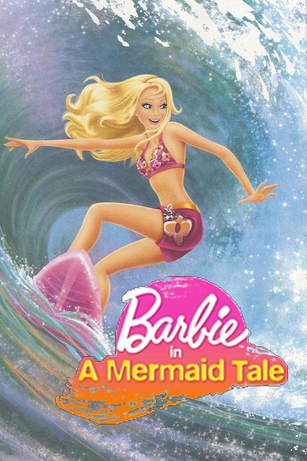 Barbie - příběh mořské panny online