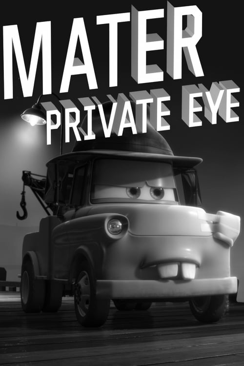 Cars Toon: Mater Private Eye online