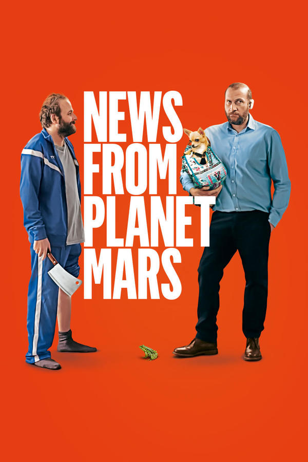 News from Planet Mars online