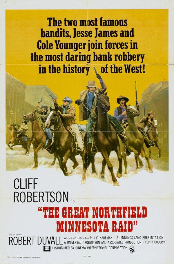Velká Northfieldská loupež online
