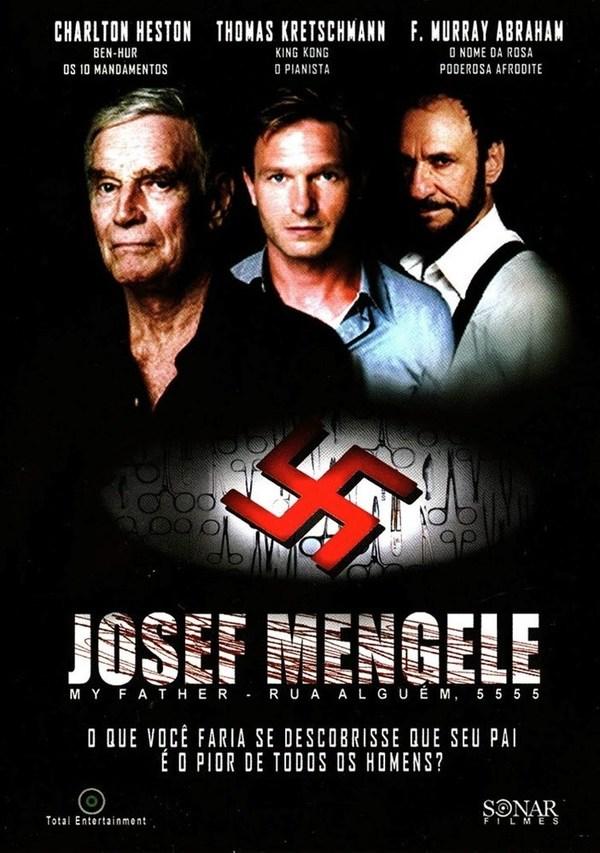 Můj otec Mengele online