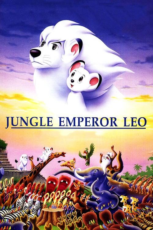 Jungle Emperor Leo online
