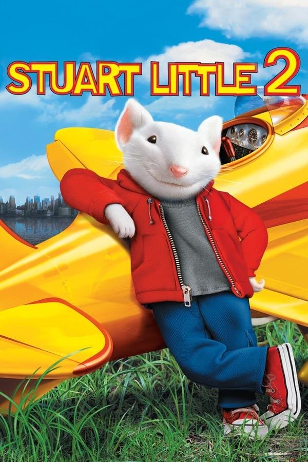 Myšák Stuart Little 2 online