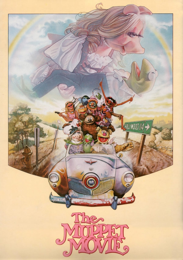 The Muppet Movie online