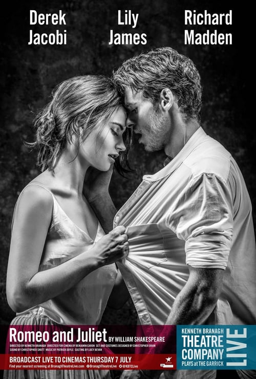 Kenneth Branagh Theatre Company Live: Romeo and Juliet online