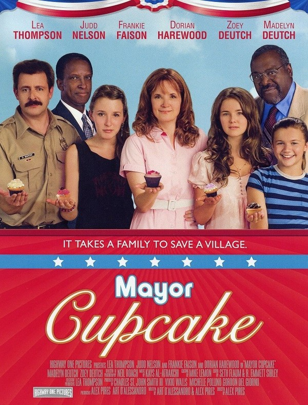 Mayor Cupcake online