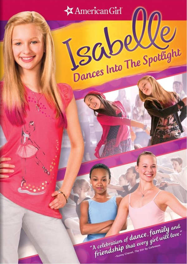 An American Girl: Isabelle Dances into the Spotlight online