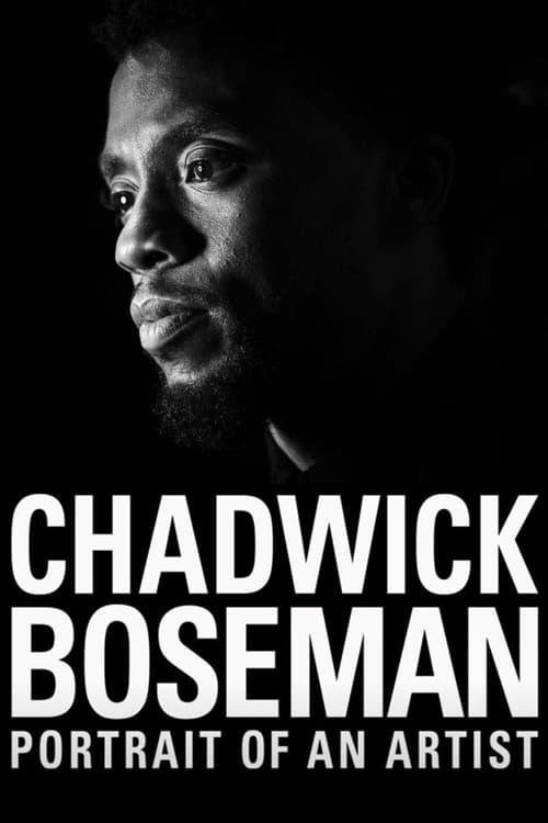 Chadwick Boseman: Portrét umělce online